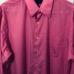 Alexander Julian Mens shirt.  Cotton blend*